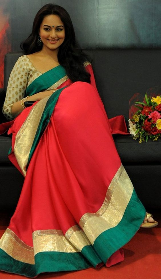 687fc3407f go-basic How to Wear Saree for Plus Size–16 Saree Tips for Curvy Ladies