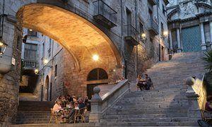 10 of the Best Alternative City Breaks: The steps of Sant Martí Sacosta, Girona, Spain