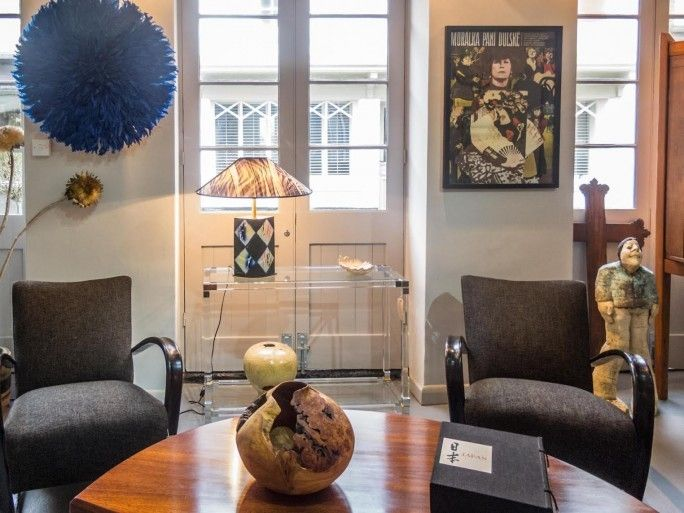 Meet the Trader -  Beatrice Ancillon, the owner of Object d'Epoch