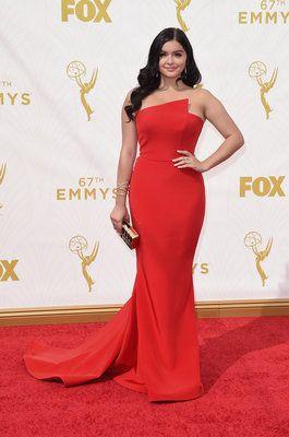 Emmys 2015: Ariel Winter in Romona Keveza