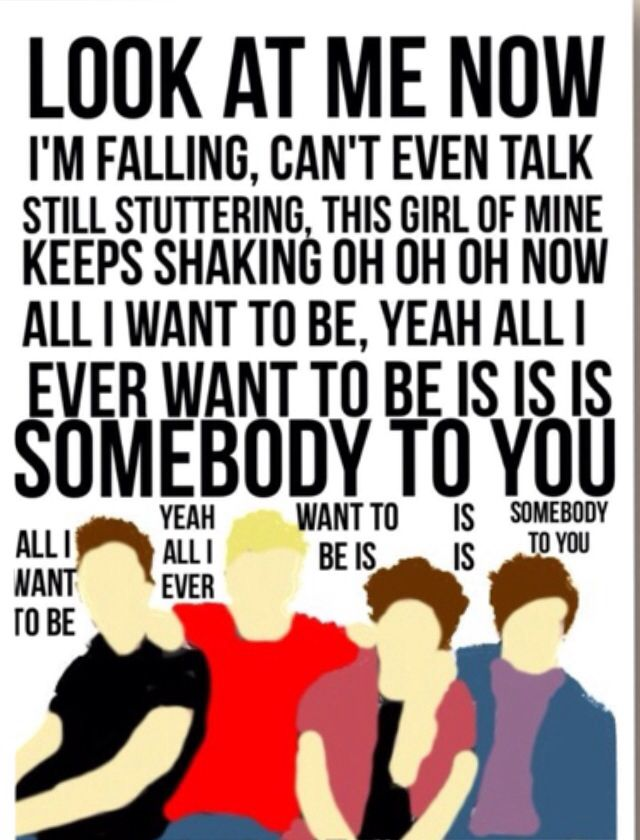 The vamps somebody to you