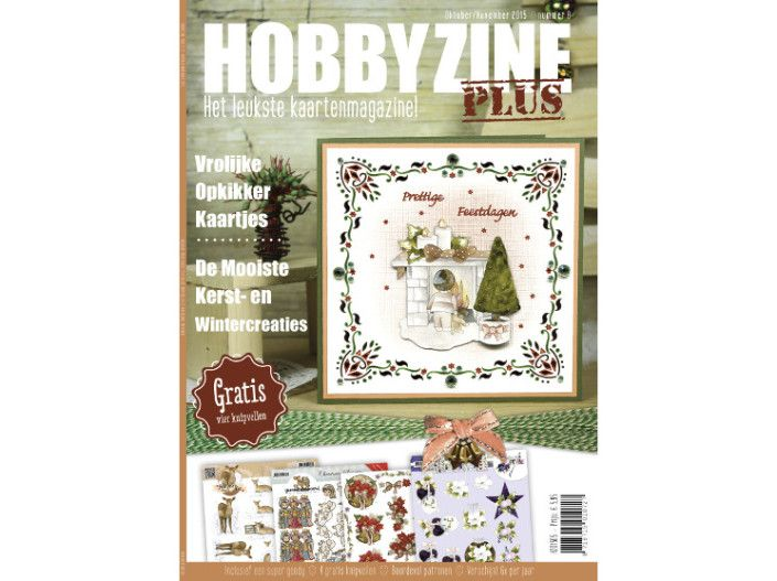 Hobbyzine Plus 8