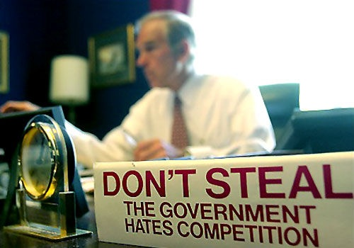Mmhmm - leave it to Ron Paul to say it like it is.