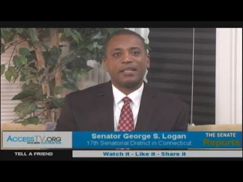The Senate Reports with Senator George S. Logan will be LIVE @ 10:00am - 11/28/2017 Today Senator Logan interviews Ed Ford, Jr. of Middletown, one of the youngest black Republicans ever elected to public office in Connecticut.  Be sure to watch it on AccessTV.org Channel 22: https://www.accesstv.org/ch-22  Watch it • Like it • Share it • with Colleagues, family, friends, and foe, that way you can help keep them in the know. AccessTVnetwork.com  –  AccessTV.org  -  Steaming LIVE at…