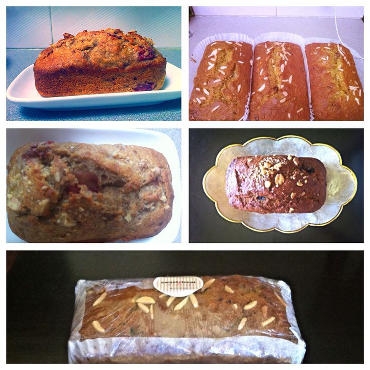 Banana bread is a type of bread that is often a moist, sweet and cake-like quick bread made with mashed fully ripe bananas. It comes in many variations such as banana and strawberry, banana and chocolate or combined with any fruit in season.