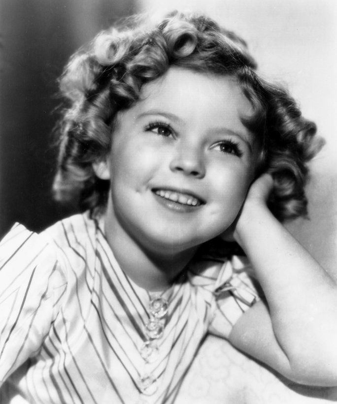 Shirley Temple Child Makeup Morgue Aging Pinterest History