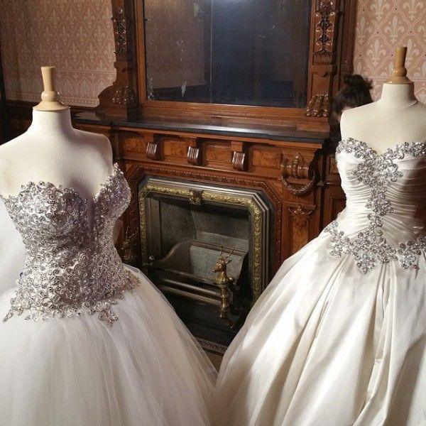 yandy smith wedding dress if you remember a few years
