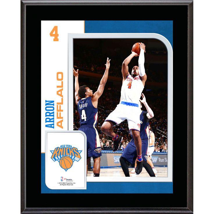 "Arron Afflalo New York Knicks Fanatics Authentic 10.5"" x 13"" Sublimated Player Plaque - $23.99"