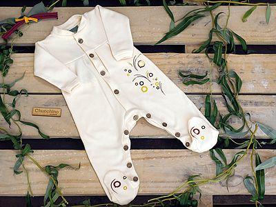 Ecodiseño para bebés de Chunchino, distinguidos con el Sello de Buen Diseño 2012.