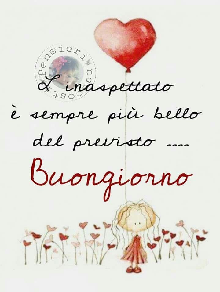1198 best saluti di buon giorno images on pinterest for Buongiorno divertente sms