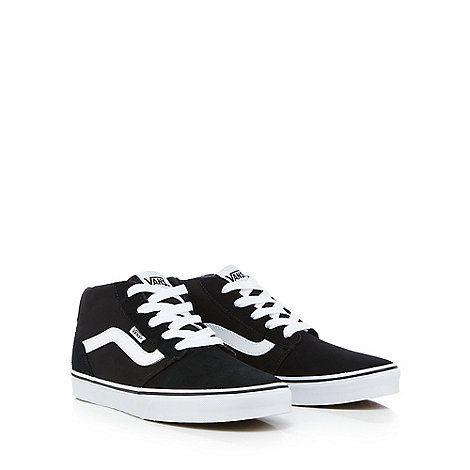 Vans Black 'Chapman' chukka boots | Debenhams