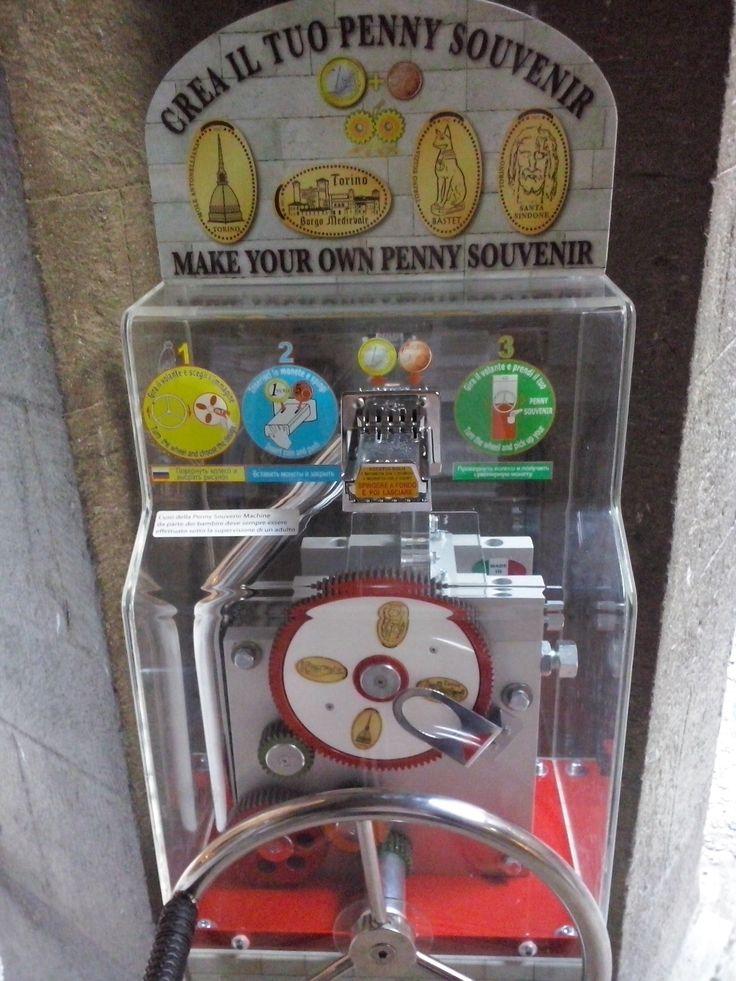Sad souvenir maker.