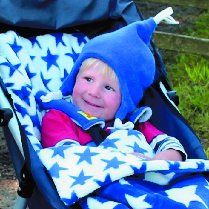 Big Little Sapphire Stars Buggysnuggle