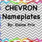 Bright+chevron+nameplates....