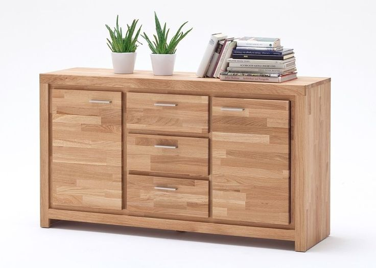 17 best ideas about sideboard eiche massiv on pinterest