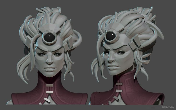 ArtStation - Brian Bedford's submission on Ancient Civilizations: Lost & Found - Game Character Art (real-time)