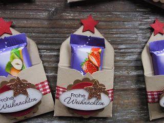 Kreativ am Deich : ...kleine süsse Mini-Goodies....gut für die Reste-Kiste....