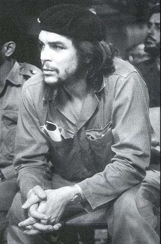 https://flic.kr/p/37J5tM | Che Guevara | Ernesto Guevara de la Serna, más conocido como el Che Guevara (n. el 14 de junio de 1928 en Rosario, Provincia de Santa Fe, Argentina; m. el 9 de octubre de 1967 en La Higuera, Bolivia), fue un médico, político y guerrillero argentino-cubano, cuya figura despierta grandes pasiones tanto a favor como en contra.  mas info en notinet.blogspot.com/