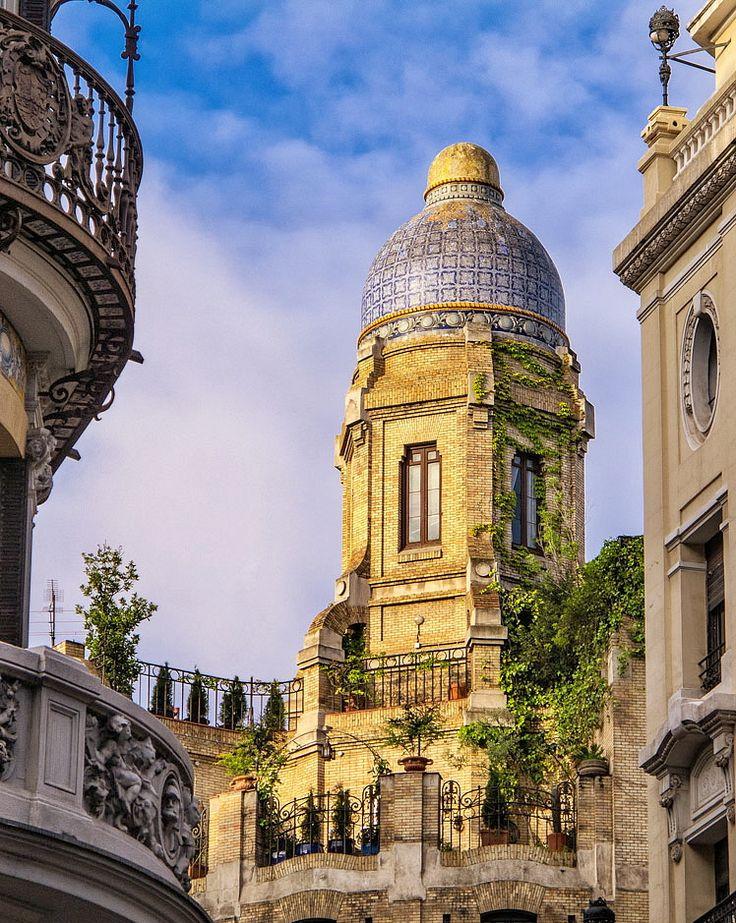 Casa de los portugueses, calle Virgen de los Peligros