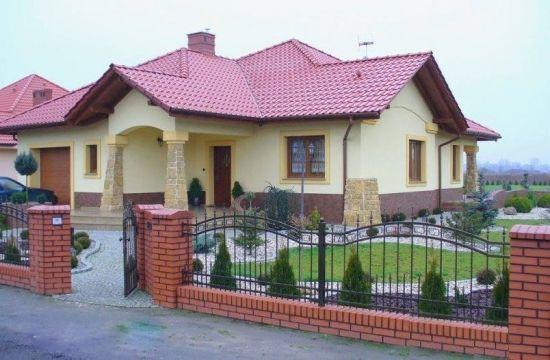 Cele mai frumoase case fara etaj - GALERIE FOTO