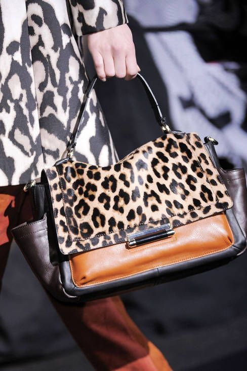 tiger brown bag