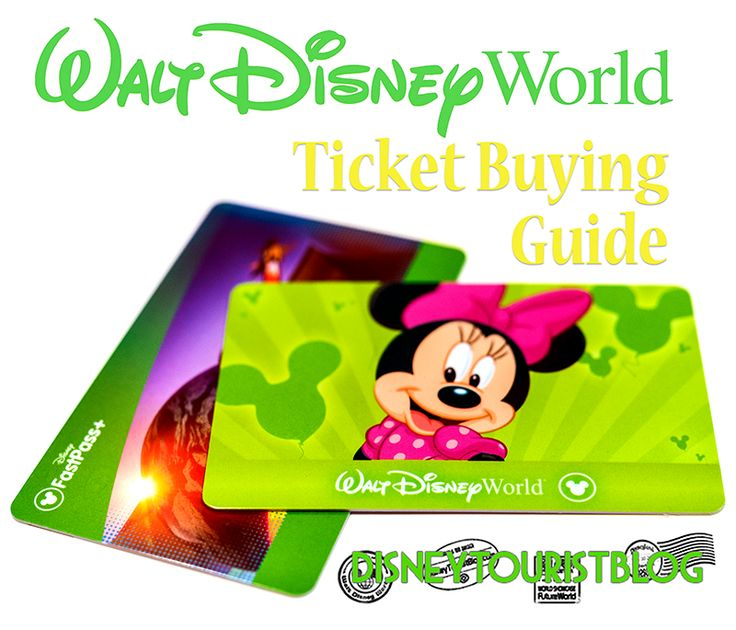 Pros & cons of Park Hopper, Annual Pass breakeven point, and other things to know about Walt Disney World tickets...