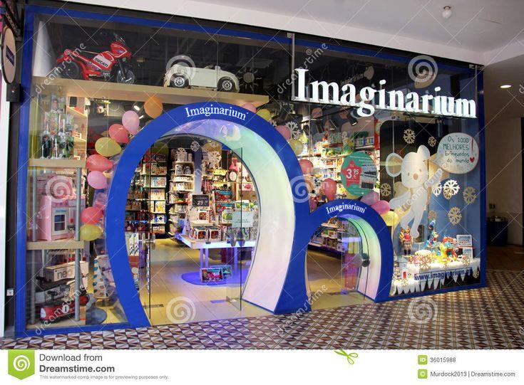Imaginarium Toy Store Editorial Stock Photo   Image: 36015988