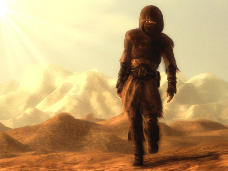 Wasteland Seeker Armor at Fallout New Vegas - mods and community