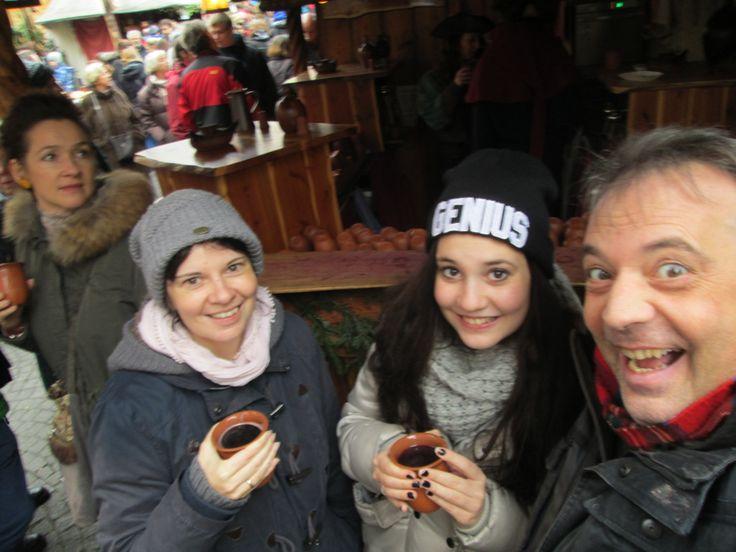 Bild Esslinger Weihnachtsmarkt - Dez 2013