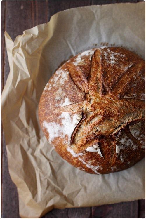 Faire son pain au levain : Chef Nini