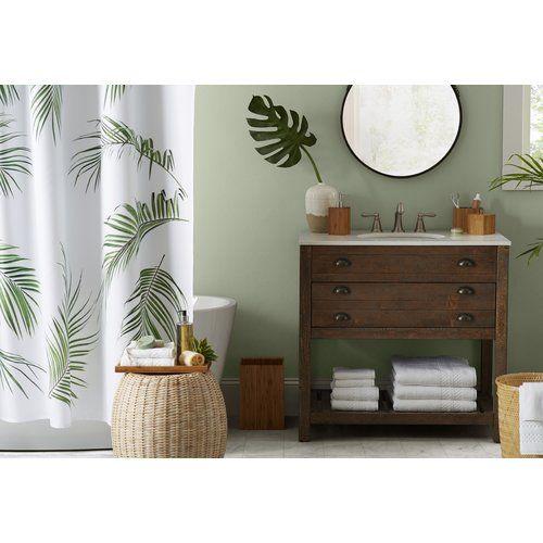 Modren Bamboo Bathroom Accessories Australia Ikea Sink Svartsjn