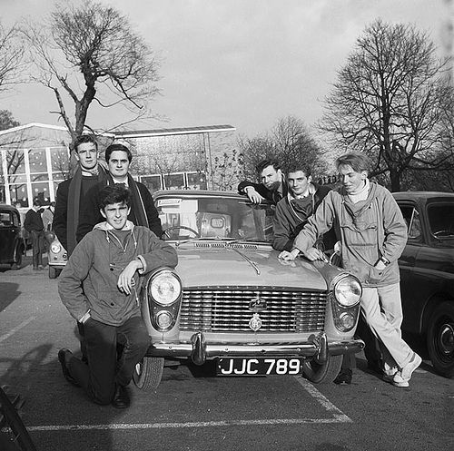 Ucnw Bangor Motor Rally By Llgc Nlw The Way We Were