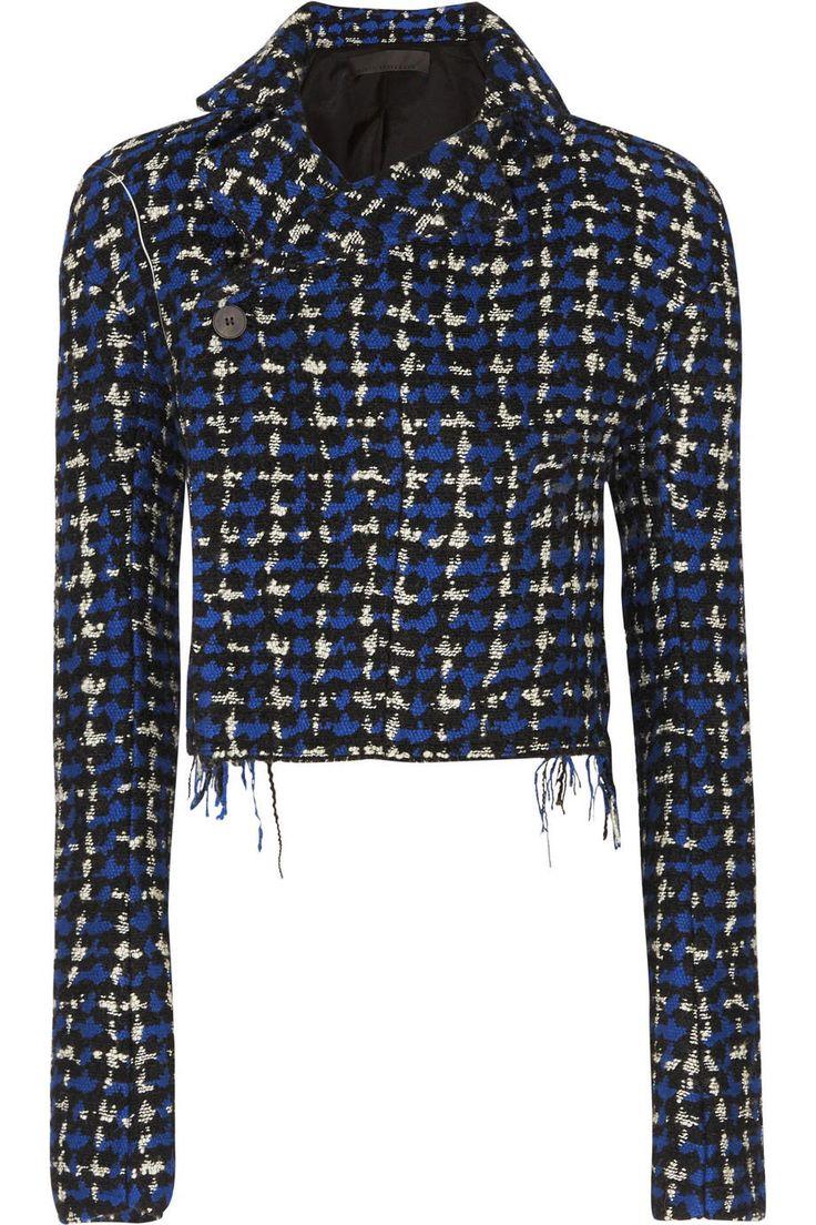 Haider Ackermann jacket  @ www.net-a-porter.com