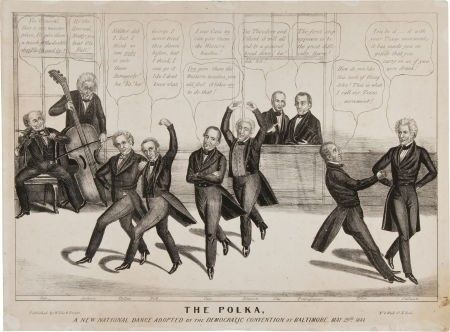 "Henry Clay 1844: ""Who Is James Polk?"""