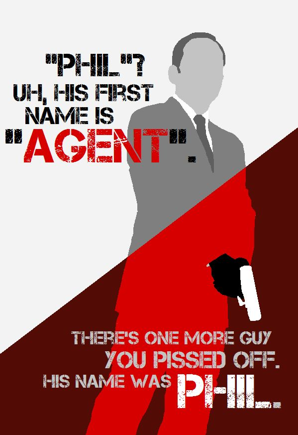 Repin if you ♥ Agent Coulson! #Avengers