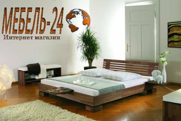 Кровать Андре двухспальная, кровати из массива дерева на заказ, Купить недорого в Виннице, Бершадь, Гайсен, цены
