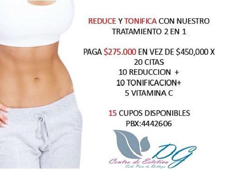 Oferta flash en tratamiento reductor de abdomen y tonificador de gluteos con vitamina C VÁLIDO HASTA EL 3 DE OCTUBRE ENVIGADO  VALORACIÓN GRATUITA :444 2606