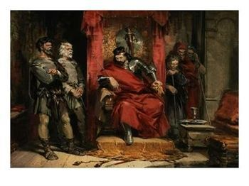 compare macbeth and the man he killed First of all, he killed  you would be so much more the man lady macbeth  hail most worthy thane, for it is thane when ross tells macbeth that he is .