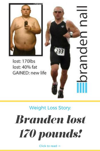male weight loss transformation stories archives