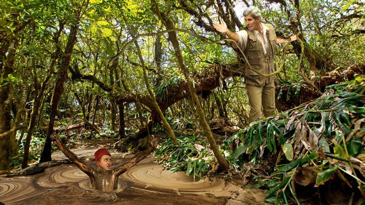 John Kerry Throws Vine Over Pit Of Quicksand To Save Child Companion #humor #funny #lol #comedy #chiste #fun #chistes #meme