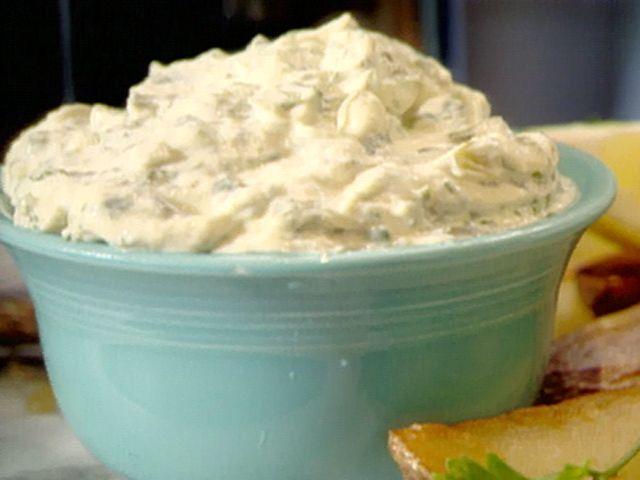 Homemade Tartar Sauce Recipe : Tyler Florence : Food Network - FoodNetwork.com