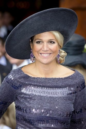 Queen Maxima of the Netherlands, 5 october 2013