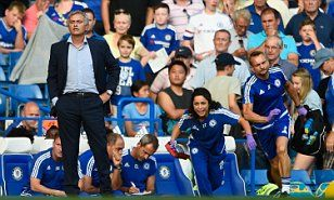Jose Mourinho collapsed on the hotel floor during Chelsea's USA tour: Dr Eva Carneiro was there to help him...