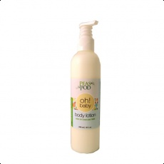 Oh! Baby Body Lotion by All Things Jill from Baby Tote Naturals