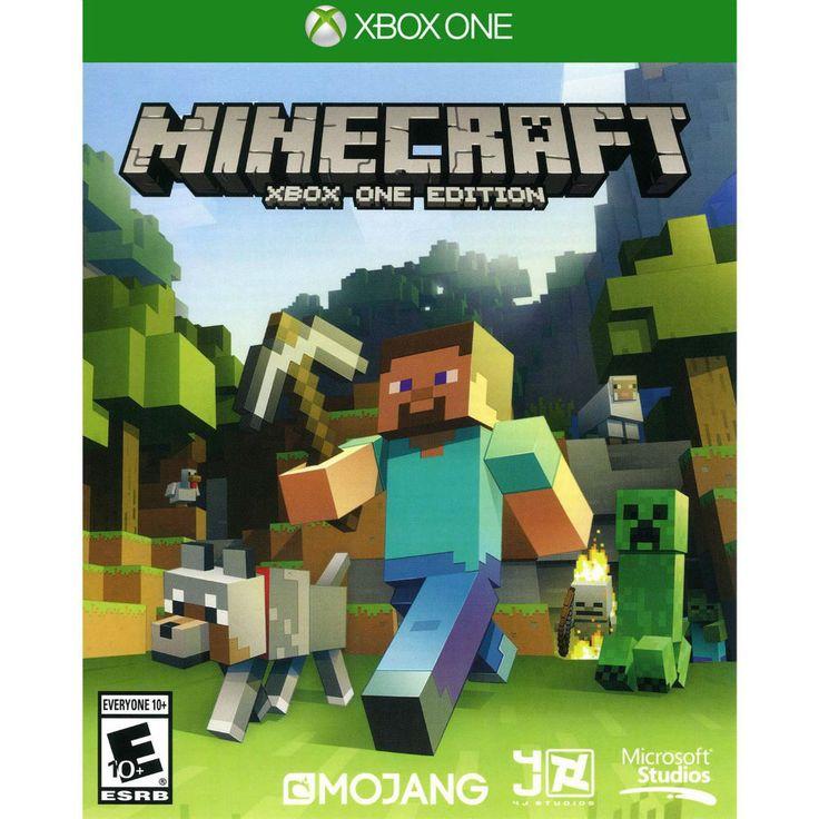 Juego Xbox One Mojang Minecraft Juegos de xbox one, Xbox