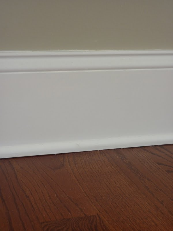 Wide Baseboard Trim Ideas Pinterest