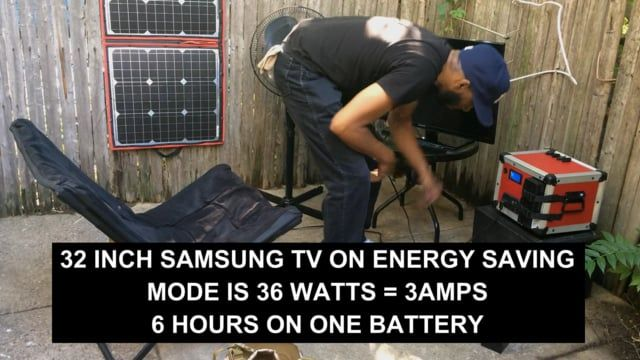Update The Mn 1 Is The Most Versatile Portable Solar Power System In The World Swap Out Battery Compartment Fo Solar Energy Solutions Solar Power Solar Energy