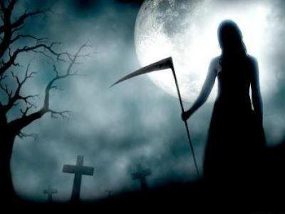 Espacios, veredas y reencuentros...: Monólogo a la amada muerte
