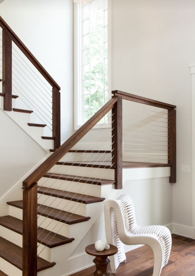 Modern And Transitional Stairs/banisters.
