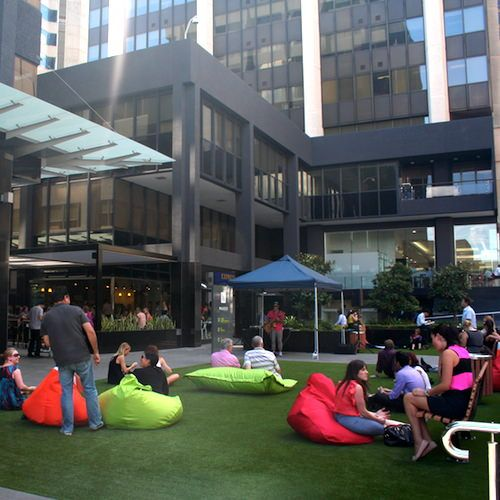 How to Keep Your Tenants Happy with Outdoor Bean Bags